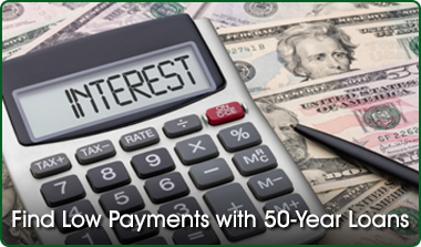50-year mortgage