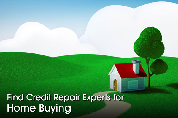 credit repair to buy a home
