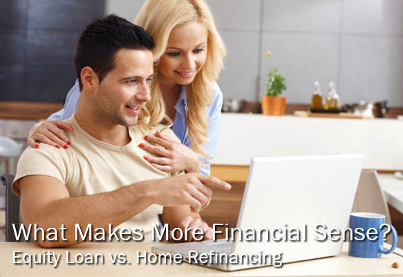 Equity Loan vs. Home Refinancing