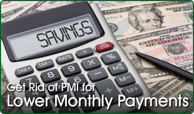 lower payments with no pmi