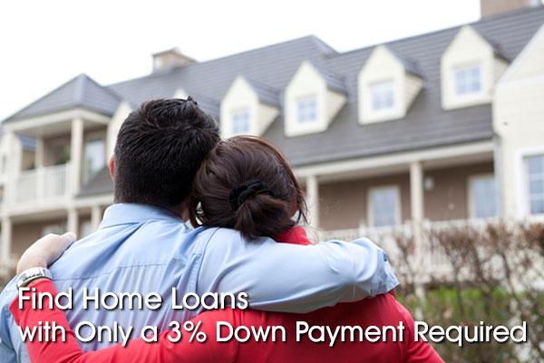 Fannie Mae And Freddie Mac Announce 3 Down Payment Loans