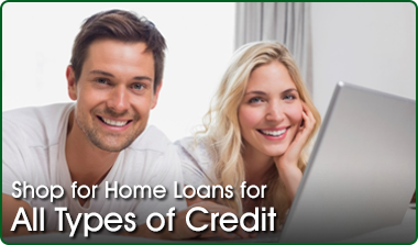 home loans for all credit
