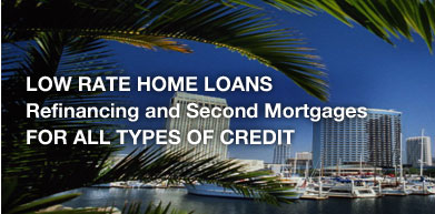Low Rate Home Loans