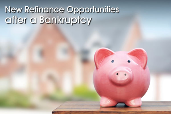mortgage after a bankruptcy