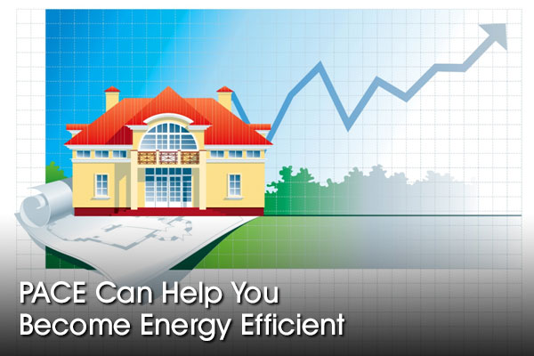 to have PACE improvements made over a certain period of years   typically 10 to 20  This is done via property assessments and are secured  by the home. Pace Financing Solar Energy Loans for Efficient Homes