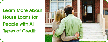 home loans for poor credit