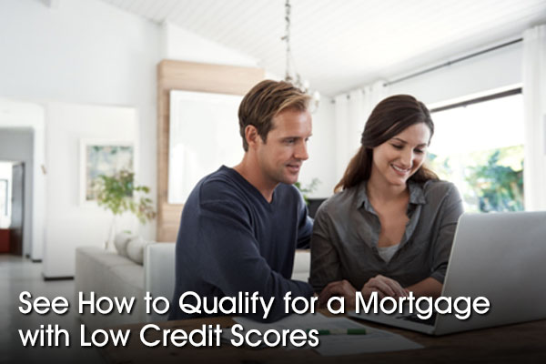 prequalify for a mortgage with bad credit