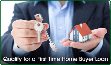qualify for first time home loan
