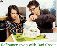 Bad Credit Mortgage Refinance