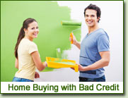 Bad Credit Home Buying