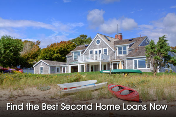 second home loan